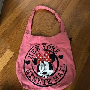 Minnie Mouse Disney bag